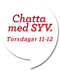 Chatta med SYV – Torsdagar 11-12